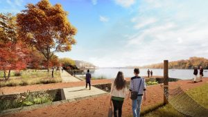 See How the High Line's Designers Hope to Revitalize Georgetown's C&O Canal