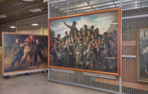 How a Trove of Nazi Art Wound Up Under Lock and Key on an Army Base in Virginia