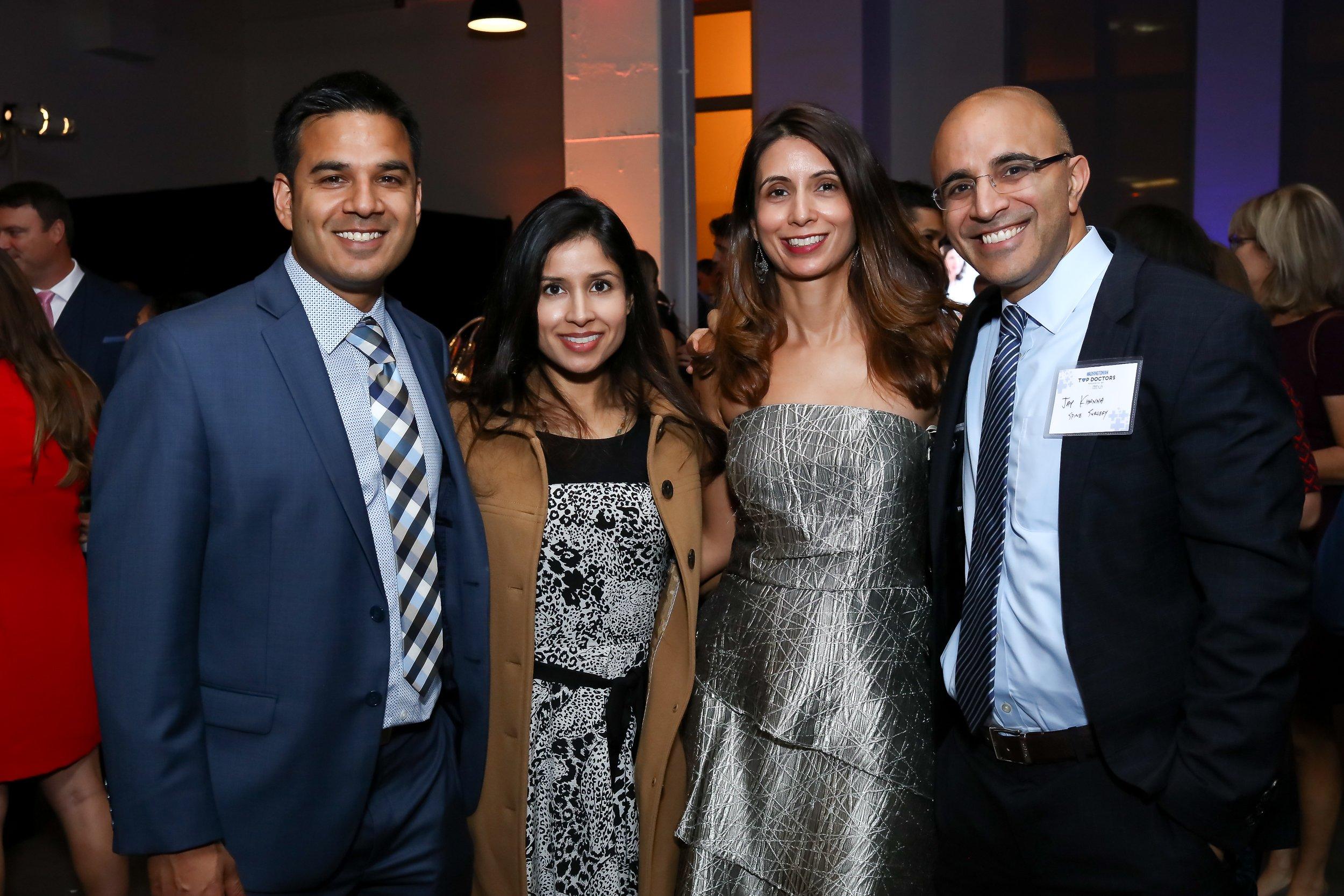 Photos from Washingtonian's 2017 Top Doctors Reception ...