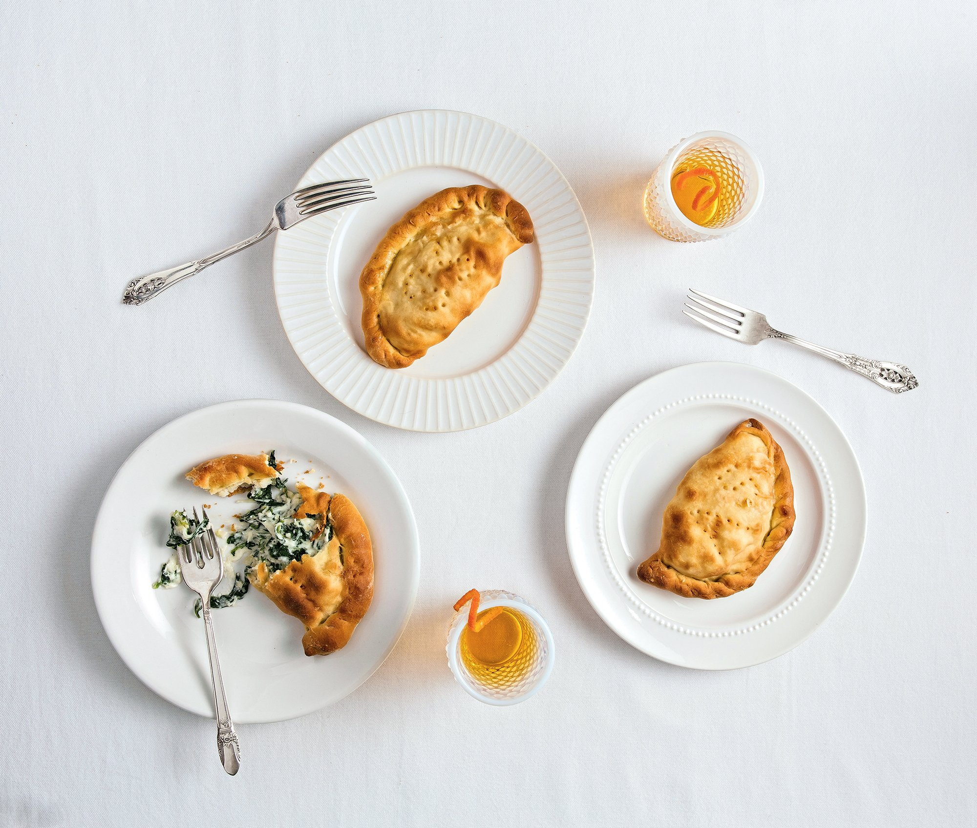Photograph by Scott Suchman. Food and prop styling by Lisa Cherkasky; flatware courtesy of Something Vintage Rentals.