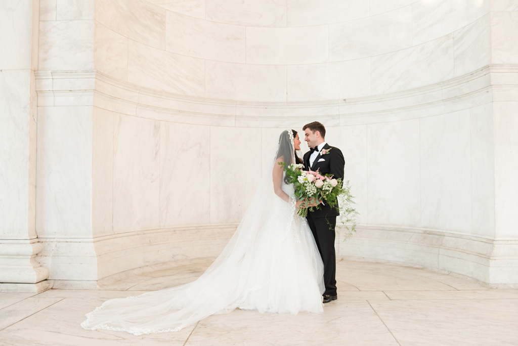 Christine Constantino and Chris Riedel classic dc wedding portraits anniversary shoot
