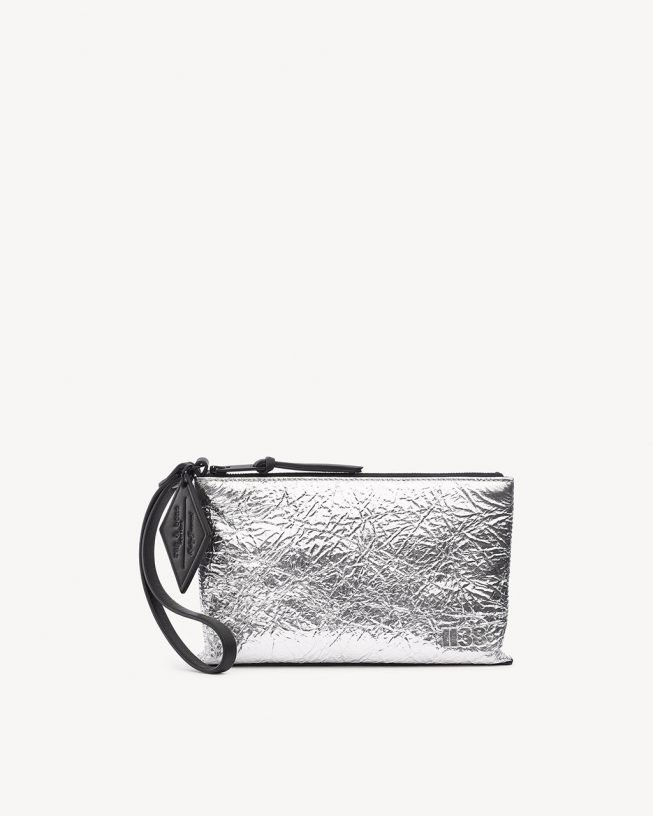 Wristlet Zip Pouch in Skywalker