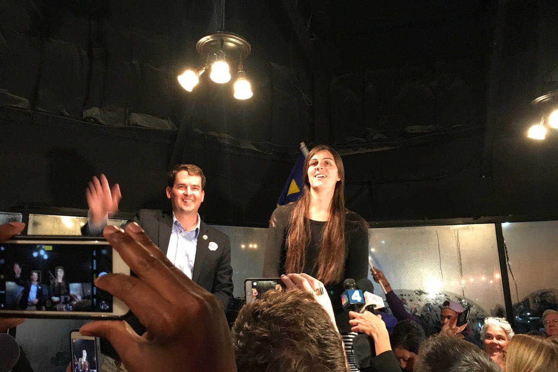 Danica Roem Wins, and Virginia Democrats Party