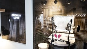 "You Can Record Your Love Story for the New York Times' ""Modern Love"" Podcast on Saturday"