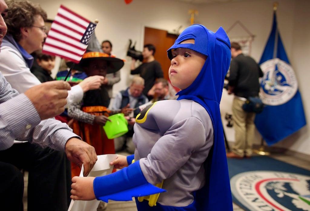 kids halloween citizenship
