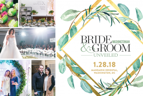 WASHINGTONIAN BRIDE & GROOM UNVEILED 2018