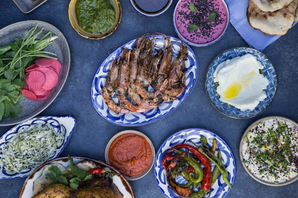 "Maydan Will Serve ""Grandma"" Cooking From Georgia, Lebanon, and Beyond"