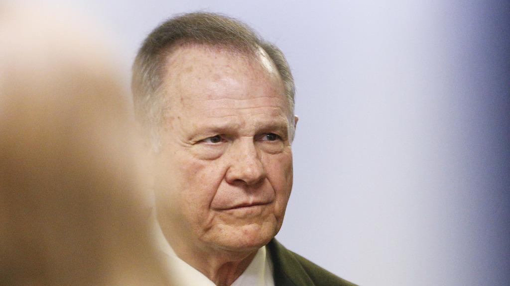 Roy Moore Communications Director Resigns