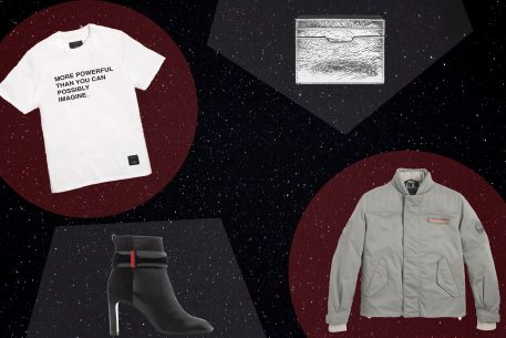 Rag & Bone Just Introduced a Star Wars Collection and We, Um, REALLY Like It