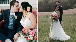This Groom Proposed with an Amazing All-Day Date that Included Yoga, Hiking, Dress Shopping, and Dinner