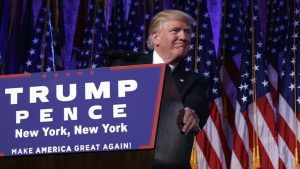Trump's First Year: An Abbreviated Timeline