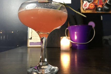 Drink your Thanksgiving at Hank's, Now Serving Turkey and Sweet Potato Cocktails
