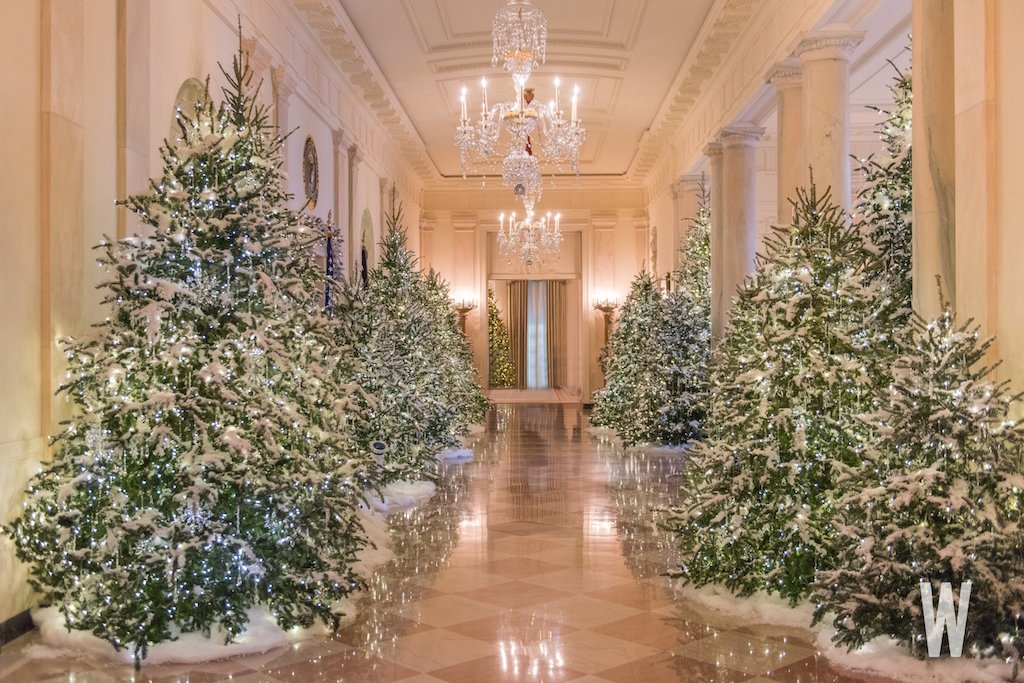 white house christmas decorations 2017 - Gingerbread Christmas Decorations Beautiful To Look