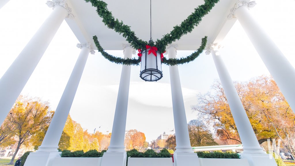 PHOTOS: The 2017 White House Christmas Decorations