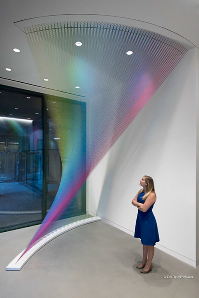 """The Spirit of the Renwick's """"Wonder"""" Exhibit Lives On at a Georgetown Law Firm"""