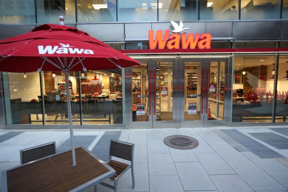 DC's First Wawa Opens With Selfie-Screens and Nitro Coffee