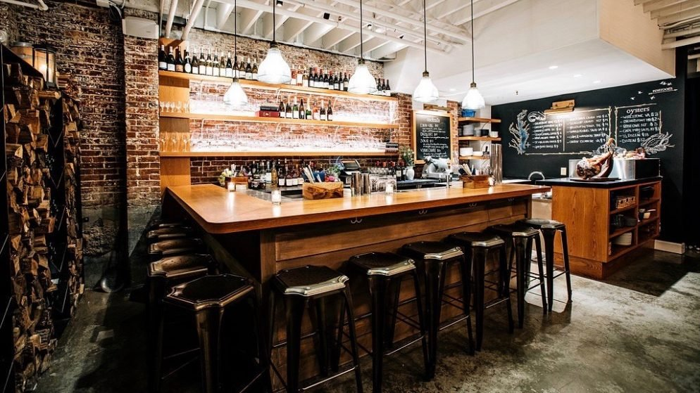 Date Night Solved: The Dabney Now Has a Basement Wine Bar