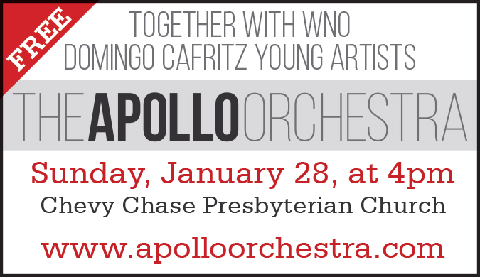 The Apollo Orchestra with WNO Young Artists
