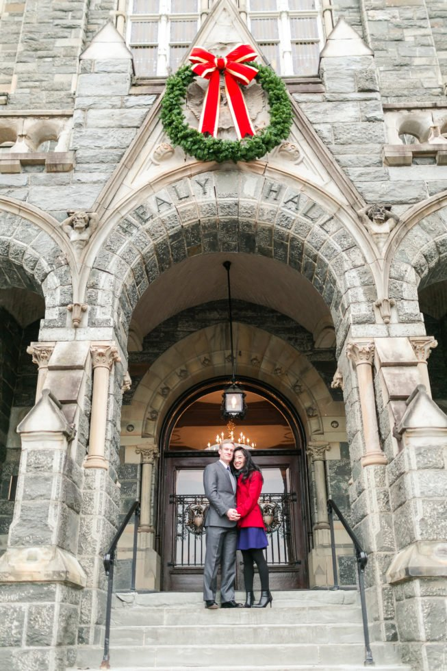 Claire Shiao + Paul Eleshewich | Xmas Engagement Anny Photography_AL6B2409