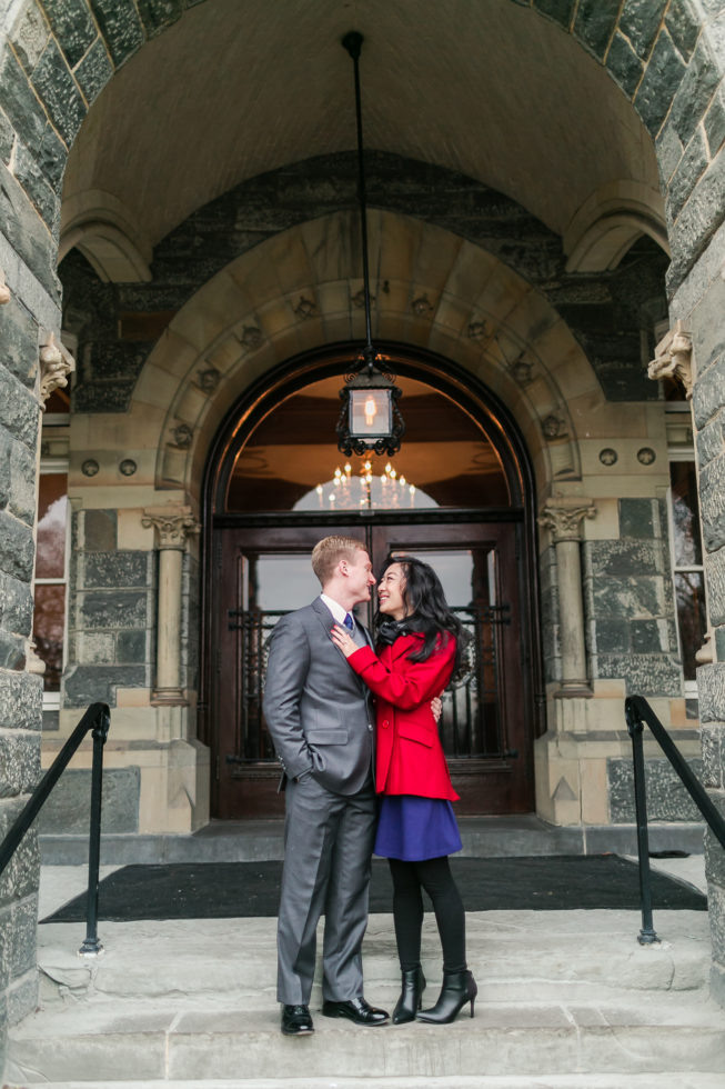 Claire Shiao + Paul Eleshewich | Xmas Engagement Anny Photography_AL6B2416