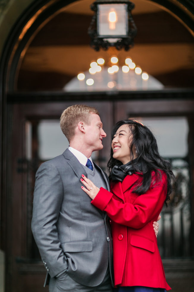 Claire Shiao + Paul Eleshewich | Xmas Engagement Anny Photography_AL6B2421