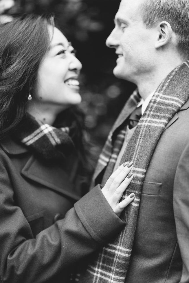 Claire Shiao + Paul Eleshewich | Xmas Engagement Anny Photography_AL6B2440
