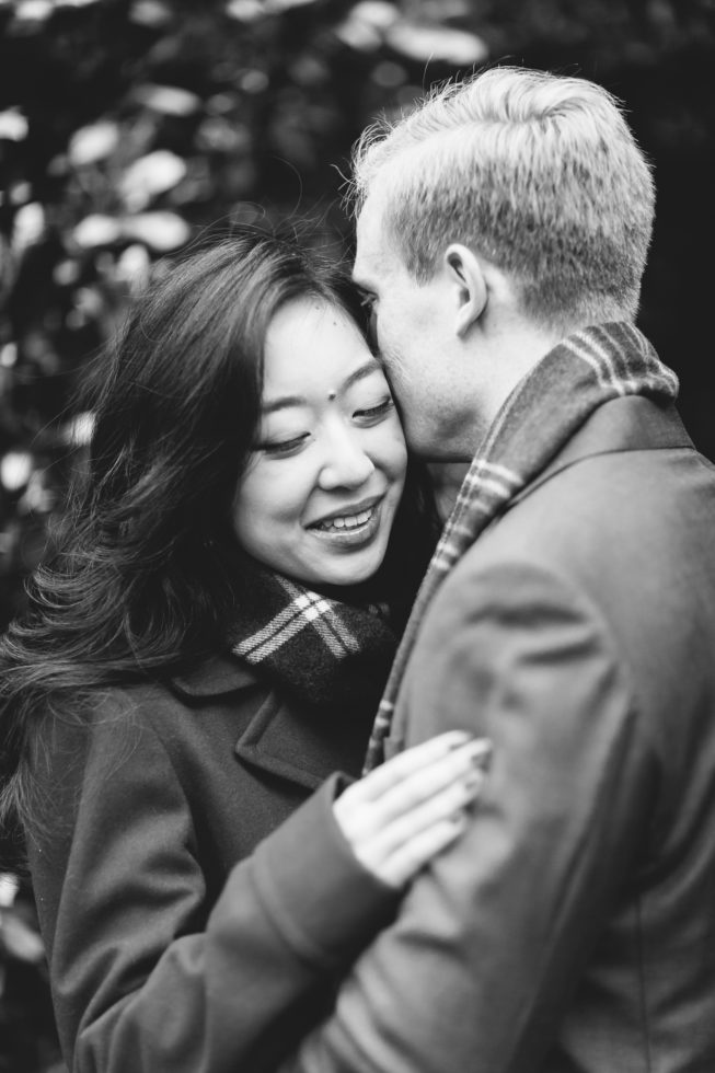 Claire Shiao + Paul Eleshewich | Xmas Engagement Anny Photography_AL6B2454