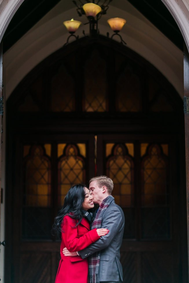 Claire Shiao + Paul Eleshewich | Xmas Engagement Anny Photography_AL6B2549
