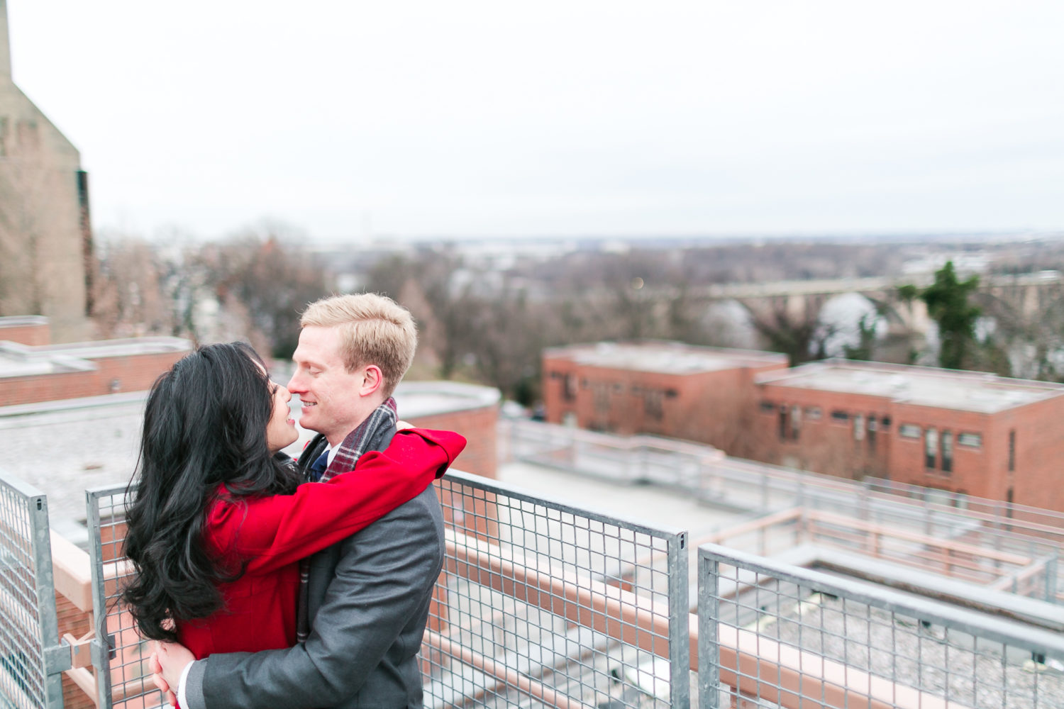 Claire Shiao + Paul Eleshewich | Xmas Engagement Anny Photography_AL6B2555