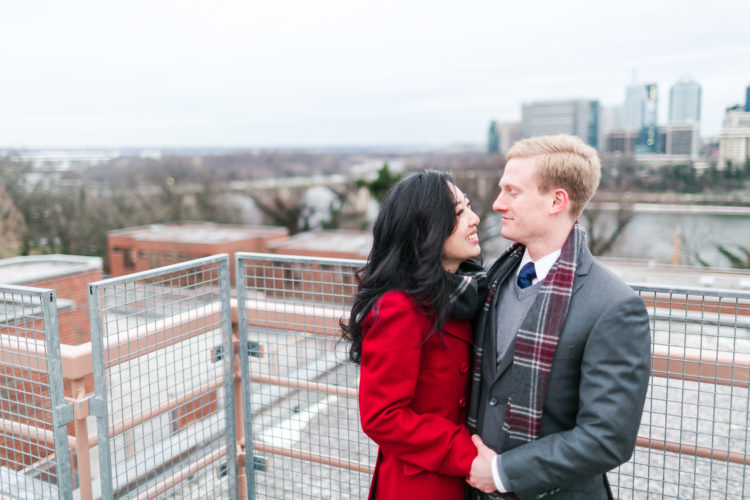 Claire Shiao + Paul Eleshewich | Xmas Engagement Anny Photography_AL6B2562