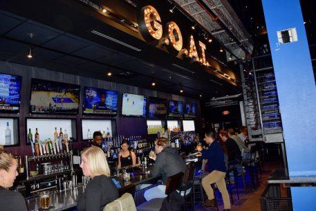Play Skee-Ball and Eat Fried Oreos at Arlington's New G.O.A.T. Sports Bar
