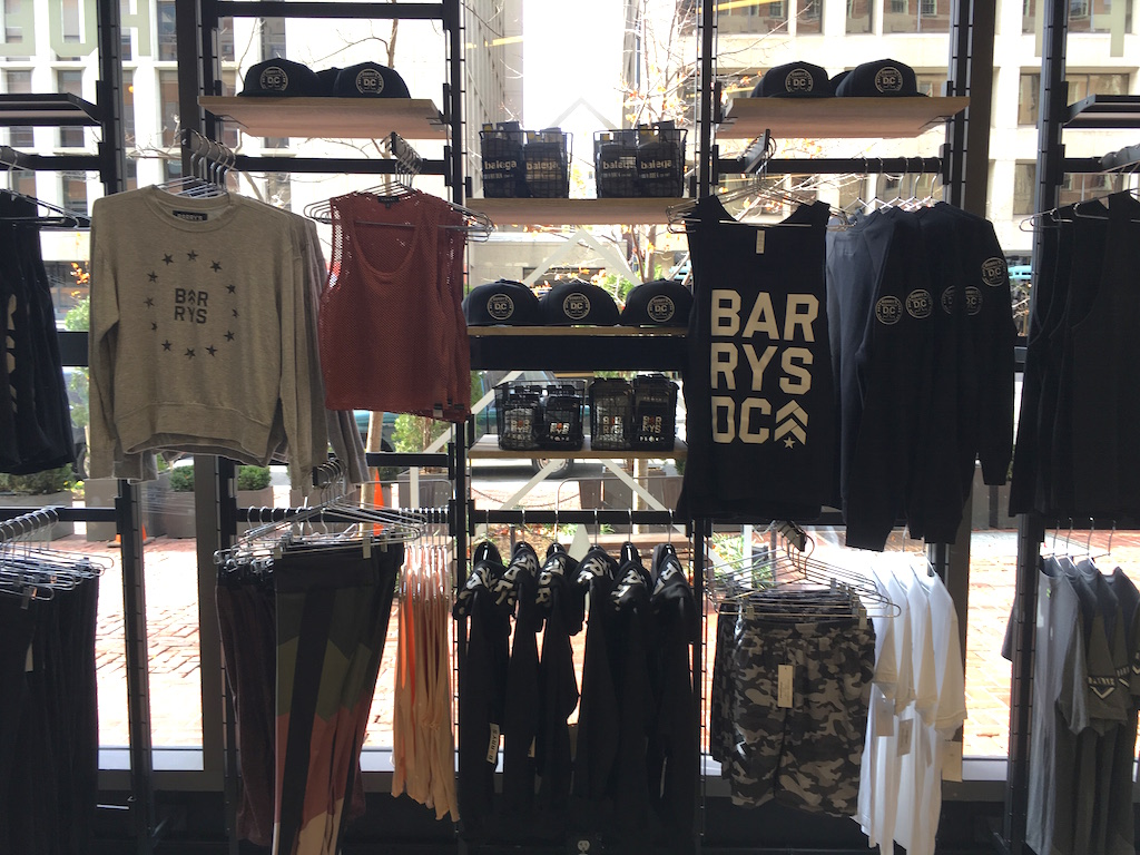 PHOTOS: Look Inside Celeb Favorite Barry's Bootcamp Before It Opens Saturday