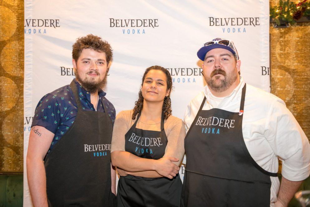 Photos From Washingtonian's Belvedere Bartender Battle