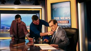 Fox News' Chris Wallace Let Us Follow Him Around For An Entire Sunday