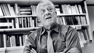 How Ben Bradlee Became The Face Of Great Journalism