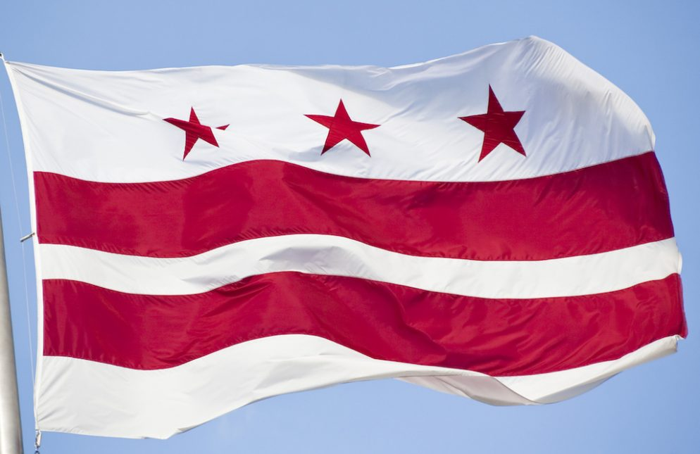 "In 2017, Pursuing DC Statehood in Congress Is Like ""Hunting a Bear With a Rock"""