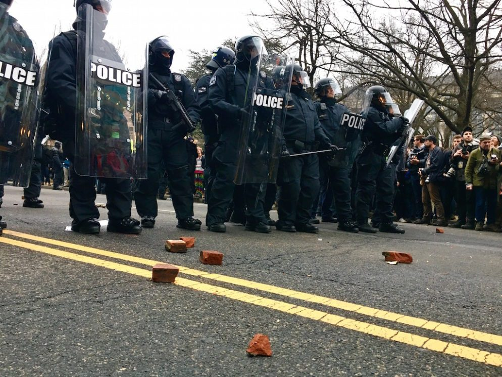 Jury Acquits First Inauguration Protesters, But US Seems Determined to Try Again