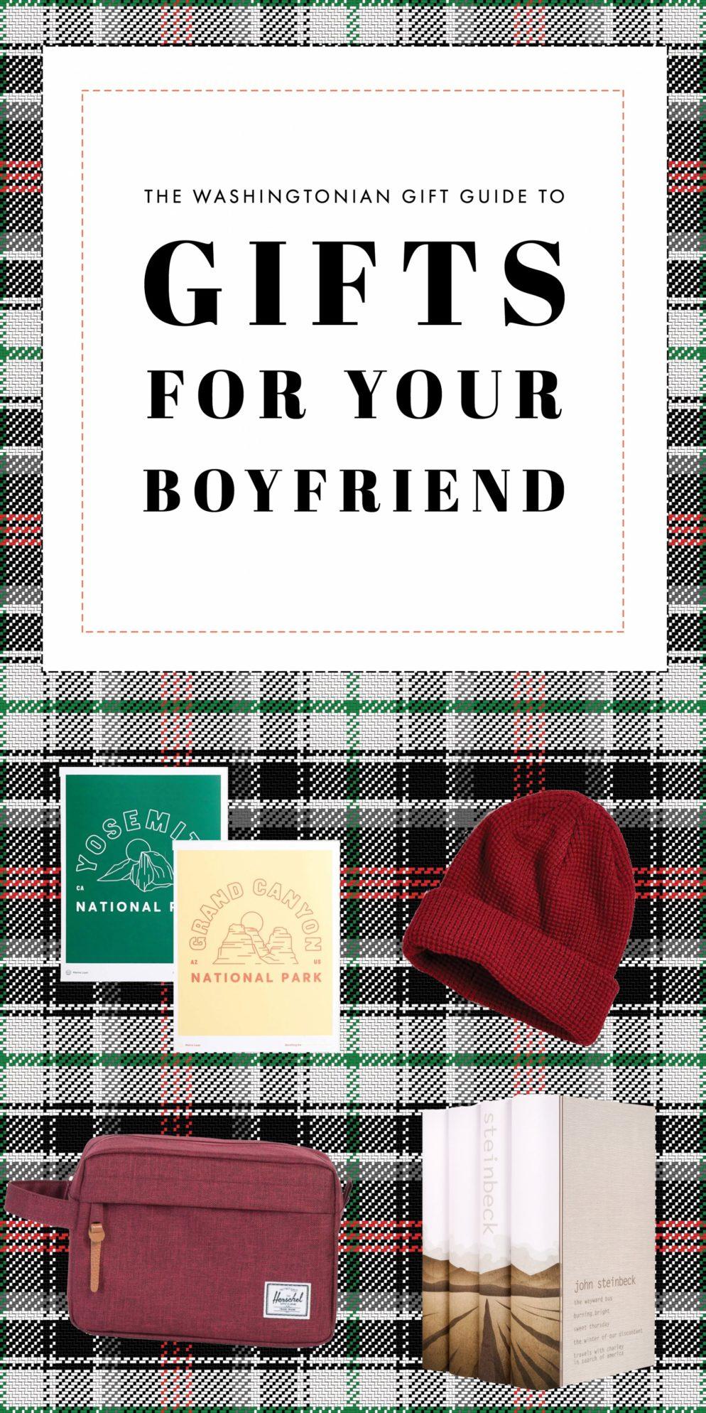 The Good Boyfriend Gift Guide