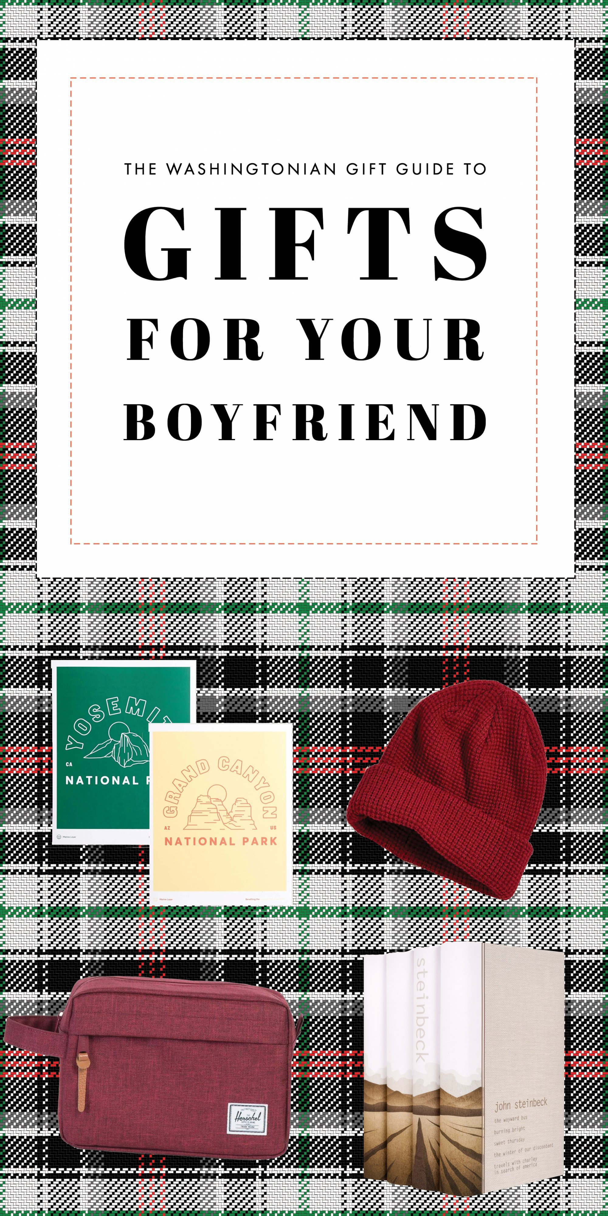 the good boyfriend gift guide