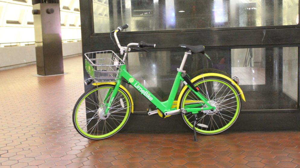Metro Accuses DC Man of Evading Fare, Throwing Bikeshare on Tracks, and Starting Fire