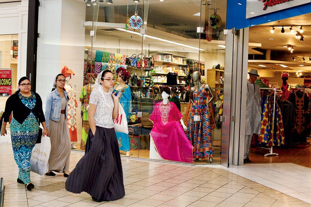 Why Washington Shopping Malls Aren't Dead Yet