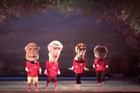 The Washington Ballet's Nutcracker Guest Stars Include Ryan Zimmerman, the Racing Presidents, and Tony Kornheiser