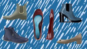 16 Pairs of Weatherproof Shoes That Are So Much Cuter than Your Oversize Galoshes
