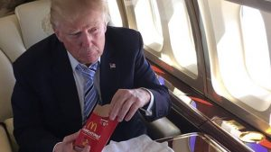The Top 10 Trump Food Controversies of 2017