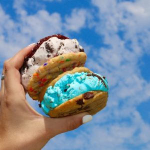A California Chain with Insta-Worthy Ice Cream Sandwiches Is Opening in North Bethesda
