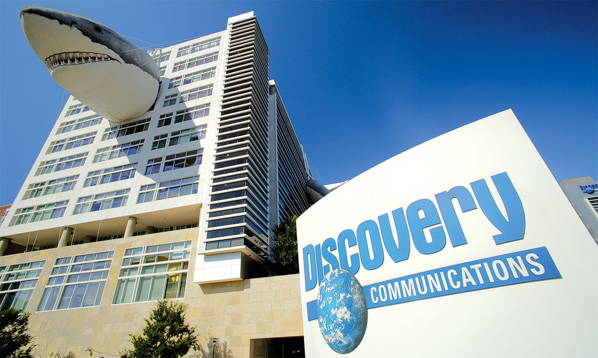Discovery leaves Silver Spring