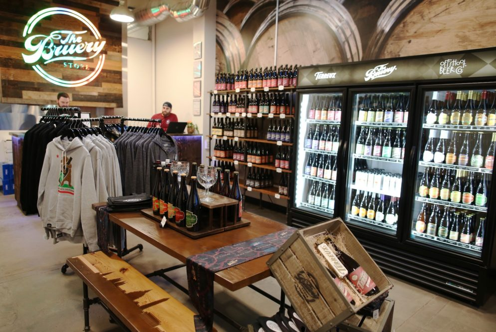Get Free Beer at the Opening of This California Brewery's New Union Market-Area Store