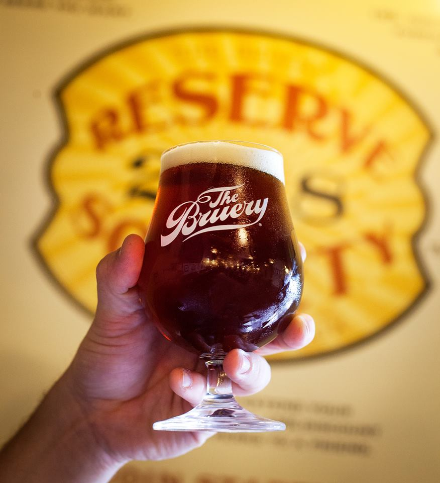 Raise a glass and celebrate new spot The Bruery. Photography courtesy of The Bruery Store at Union Market Facebook page.