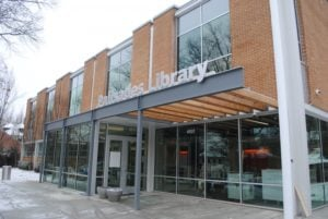 PHOTOS: DC's Renovated Palisades Library Will Reopen This Weekend