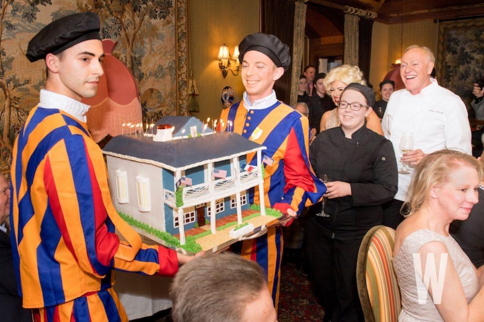 PHOTOS: The Inn At Little Washington's Decadent 40th Birthday Party